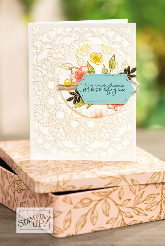 Bird Ballad Laser-Cut Cards & Tin