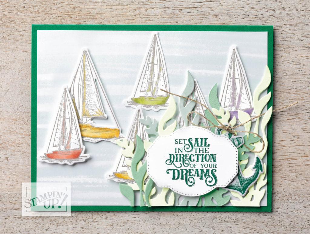 Sailing Home sample