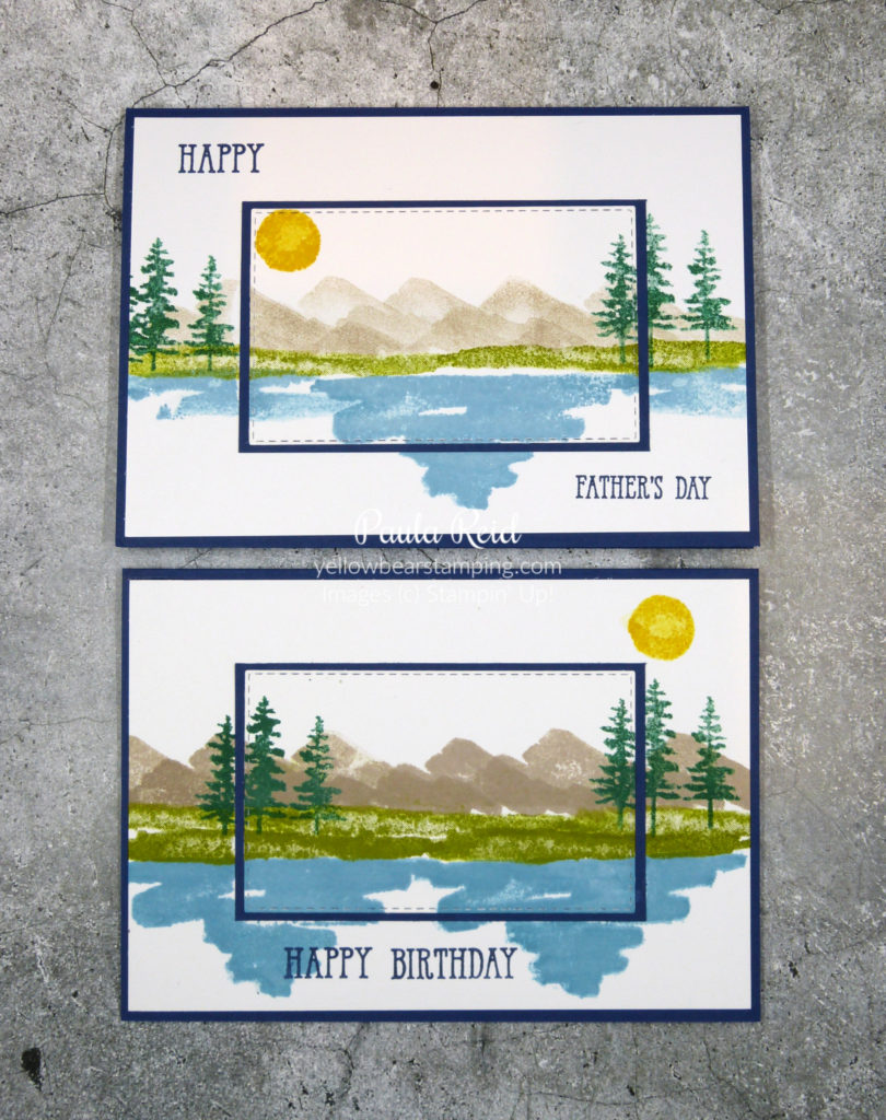 Waterfront - Two Time Stamping