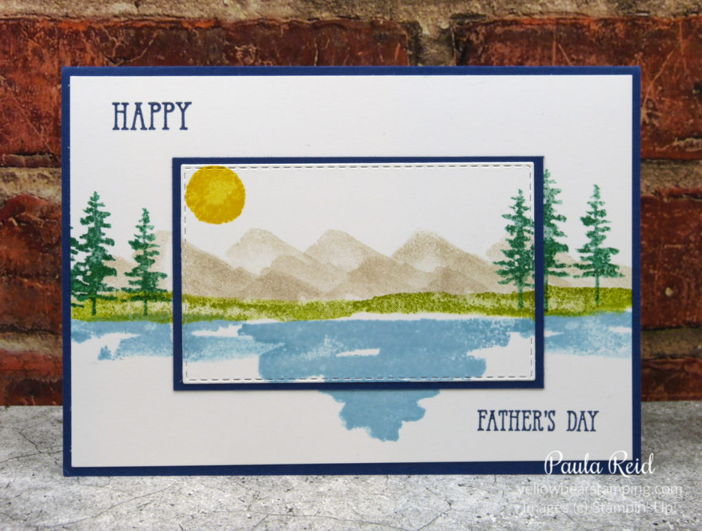 Waterfront - Fathers Day - Front
