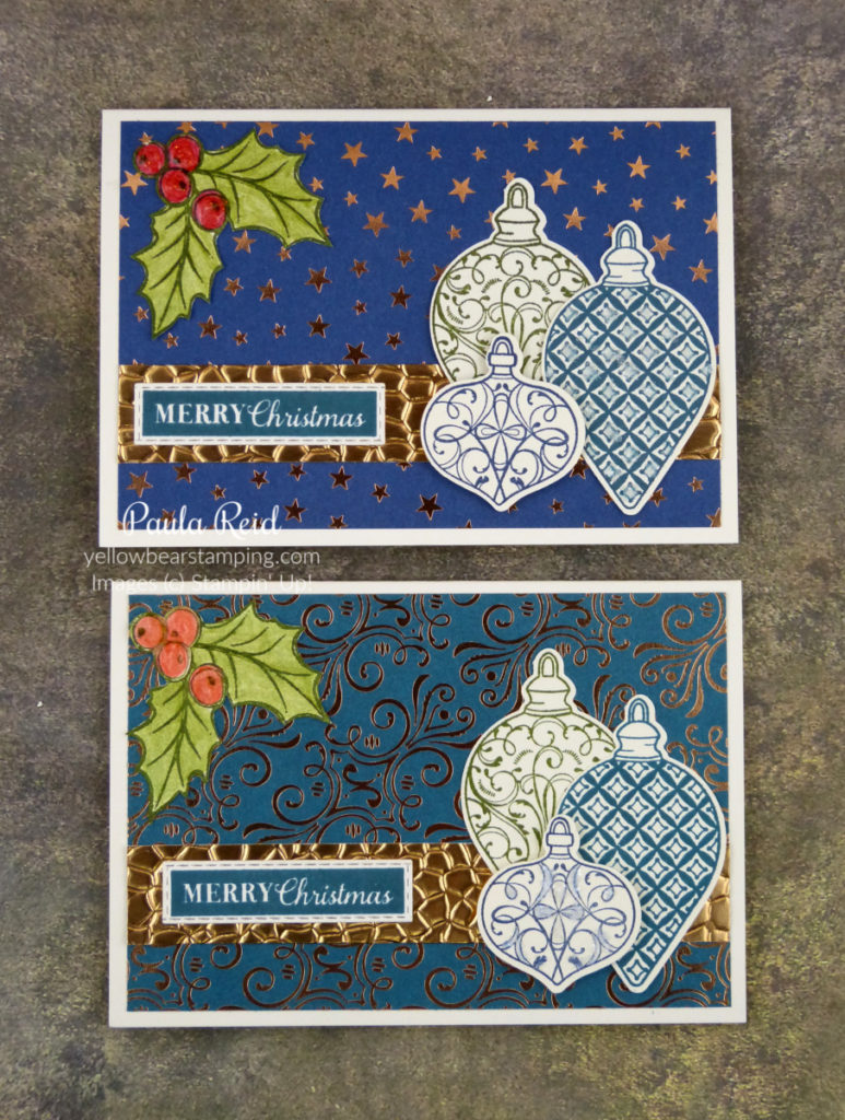 Brightly Gleaming Notecards