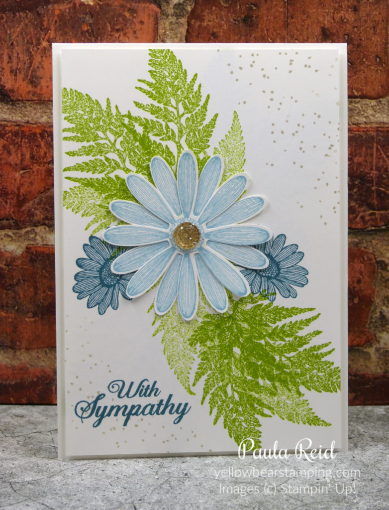 Daisy Lane - Sympathy Card
