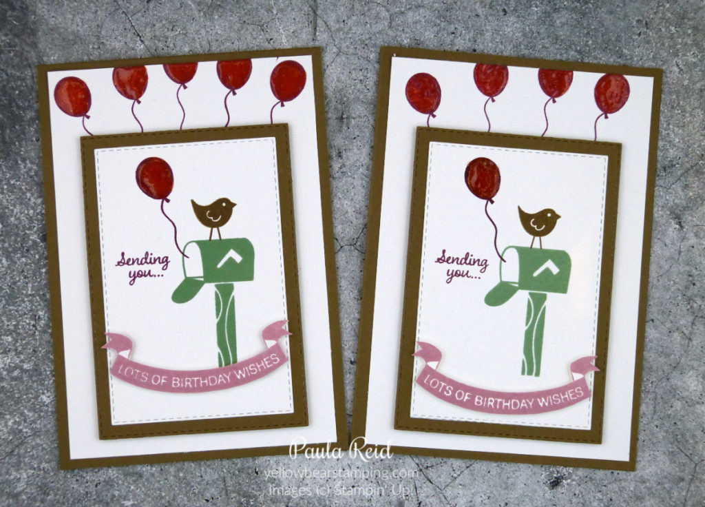Celebrate with Cake Birthday Cards