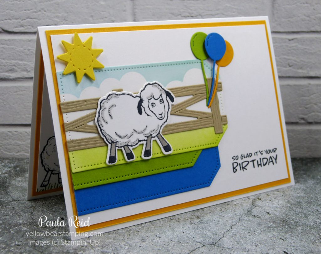 Counting Sheep using the the Tailored Tags